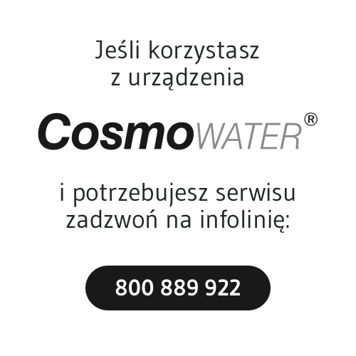Marka CosmoWATER